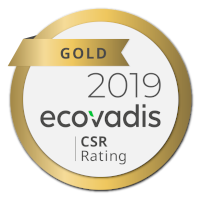 Certification Ecovadis GOLD